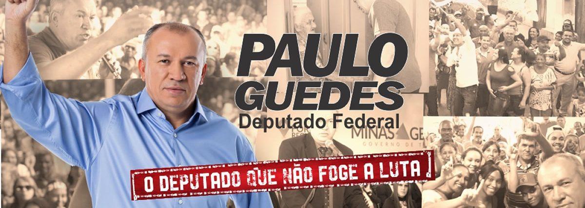 Deputado Paulo Guedes